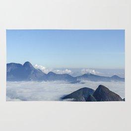 Mar de nuvens Rug