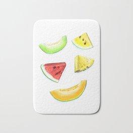 Summer Fruits Bath Mat