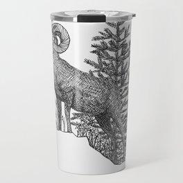 COLORADO STATE Travel Mug