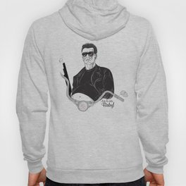 Heroes - The Man Hoody