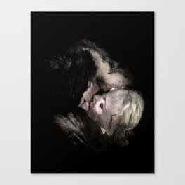 Love is my only weakness Canvas Print