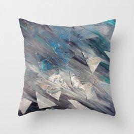 SILBER Throw Pillow