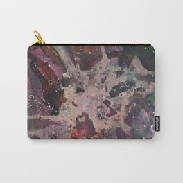 Paint splatter abstract Carry-All Pouch