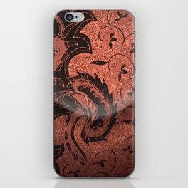 Batik solo iPhone Skin