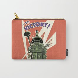 Daleks To Victory - Doctor Who Carry-All Pouch