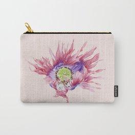 ornamental poppy Carry-All Pouch