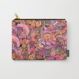 Tropical Mess Carry-All Pouch