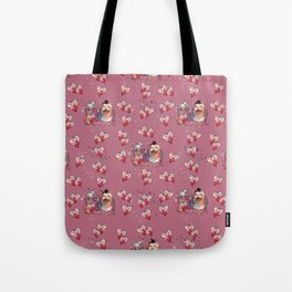 My little owl love. Tote Bag