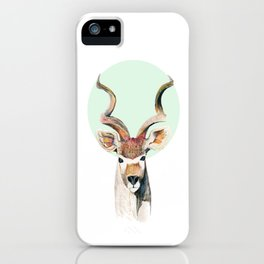 The Kudu  iPhone Case