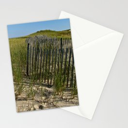 Cape Cod Beach Dunes Stationery Cards