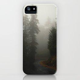Oregon II iPhone Case