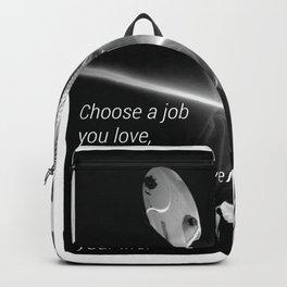 a Job you Love Backpack