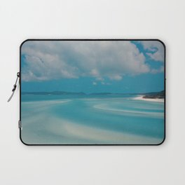 Whitehaven Beach Laptop Sleeve