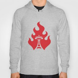Seattle Riot | Flame Hoody