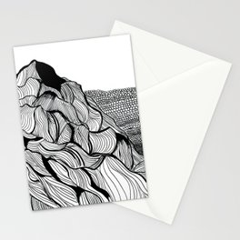 Mountain Detail Stationery Cards