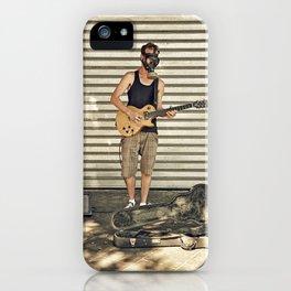 music war iPhone Case