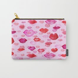 Raining kisses Carry-All Pouch