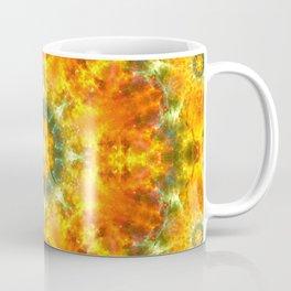 Super Nova Mandala Coffee Mug