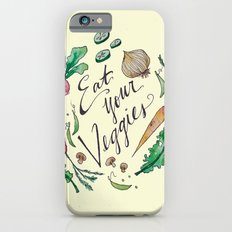 Eat Your Veggies iPhone 6s Slim Case