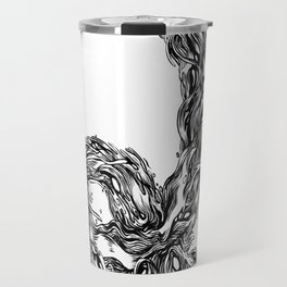 The Illustrated Q Travel Mug