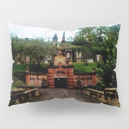 Cathedral in Scotland Pillow Sham
