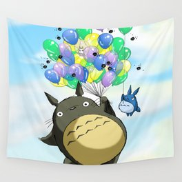 Up, Up and Away Wall Tapestry