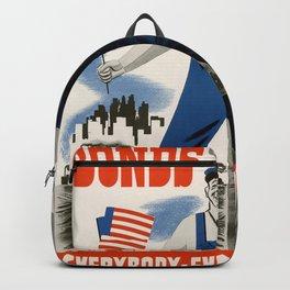 Bonds or Bondage Backpack