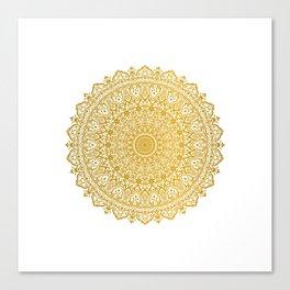 Beautiful Mandala Canvas Print