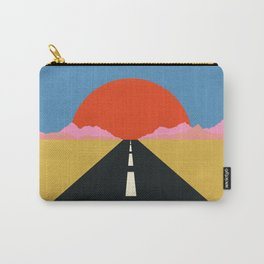 Road To Sun Carry-All Pouch