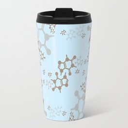 caffeine blues Travel Mug