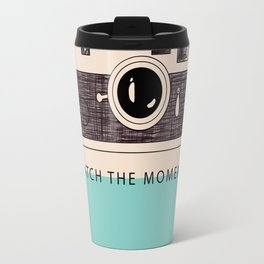 Catch the moment Travel Mug