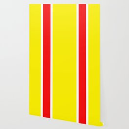 TEAM COLORS 10...RED AND YELLOW Wallpaper