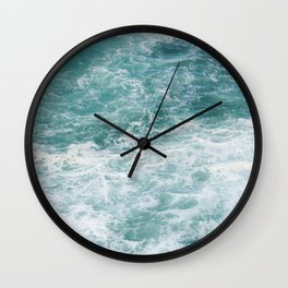 The Calm Sea Wall Clock