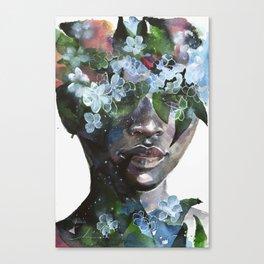 Garden II Canvas Print