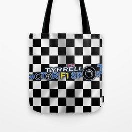 Tyrrell P34 Tote Bag