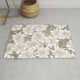Waterlily Rug