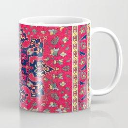Star Ushak Replica Turkish Rug Print Coffee Mug