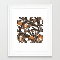 spice Framed Art Prints featuring Spice by Marlene Pixley