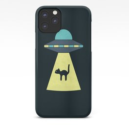 We Just Want The Cat iPhone Case