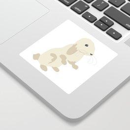 Lovely Bunny Sticker