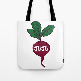 Juju on that Beet Tote Bag