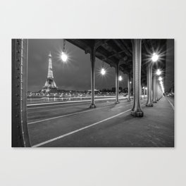 Paris - City of Light Canvas Print