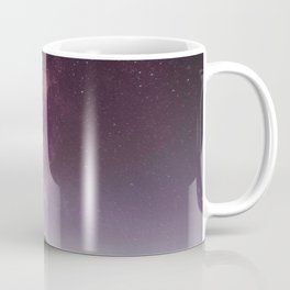 Milky Way Landscape Coffee Mug
