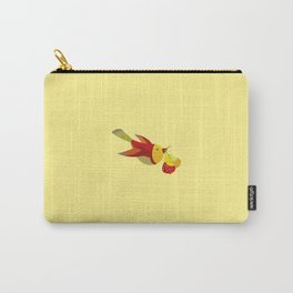 Bird With Pears Carry-All Pouch