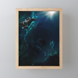 Serenity Fanart Framed Mini Art Print