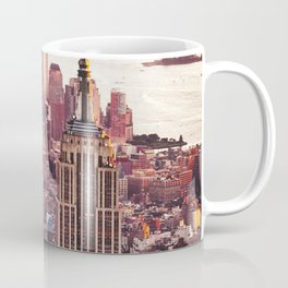 empire state building in nyc Coffee Mug