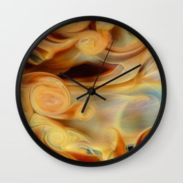 Terrestrial Wall Clock