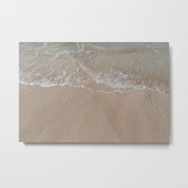 Seaside in Paia // Maui Metal Print