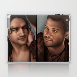 Nagron First Kiss (Spartacus) Color Version Laptop & iPad Skin