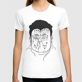 The Face That Knows All T-shirt